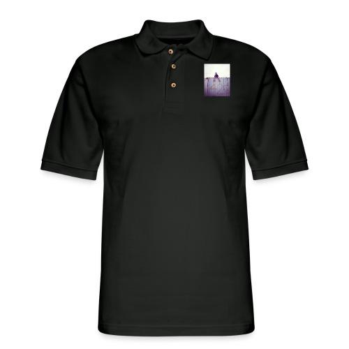 da good merch - Men's Pique Polo Shirt