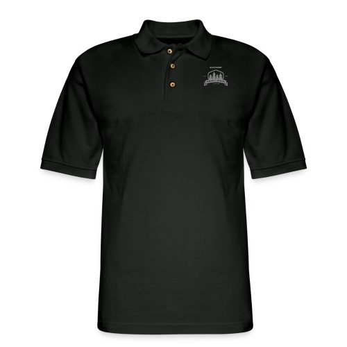 Wildernest Take me to the woods T-shirt - Men's Pique Polo Shirt