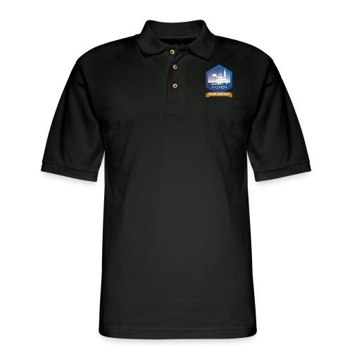 Hive Meetup Aachen - Men's Pique Polo Shirt