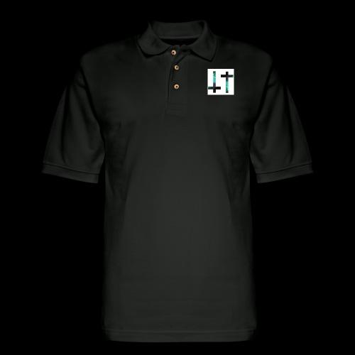 Sinner, Hoodie - Men's Pique Polo Shirt