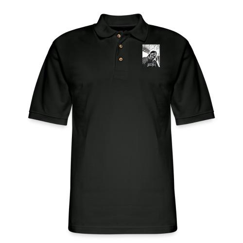 Australia 22 - Men's Pique Polo Shirt