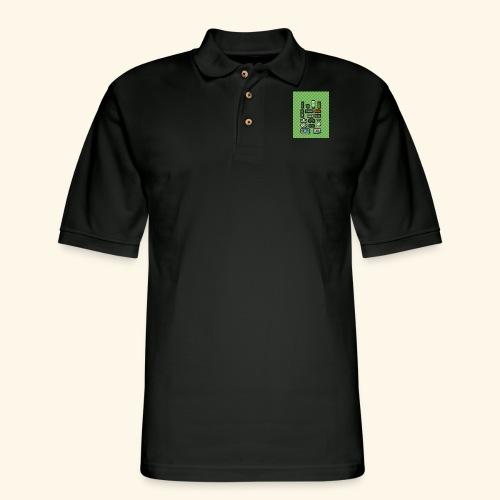 controller handy - Men's Pique Polo Shirt