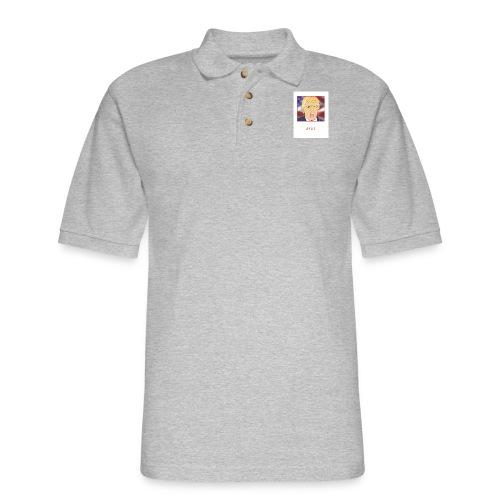 Fuck Donald Trump! - Men's Pique Polo Shirt