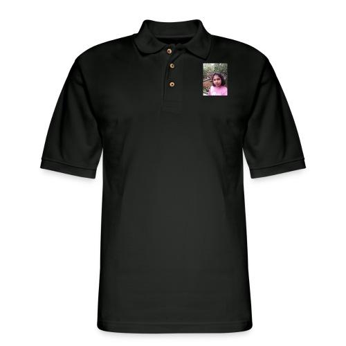 Tanisha - Men's Pique Polo Shirt