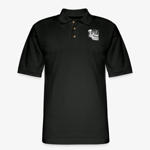 Initial-D Fall Collection: Night Races - Men's Pique Polo Shirt