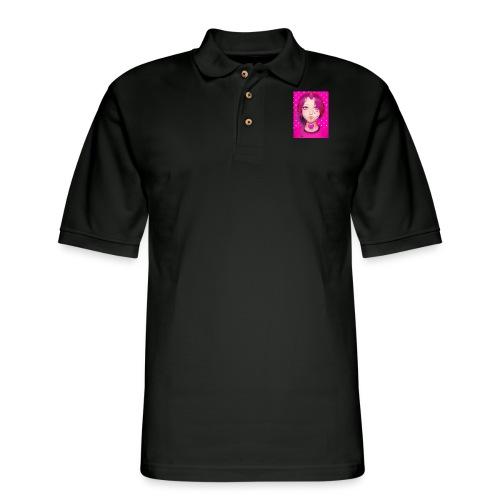 Wonder eye - Men's Pique Polo Shirt