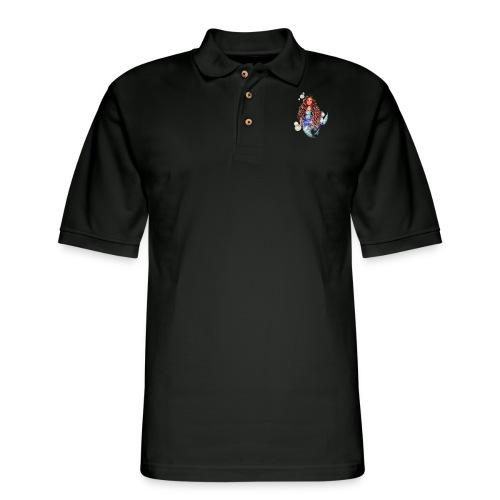 Mermaid dream - Men's Pique Polo Shirt