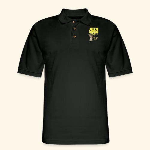 jeditest - Men's Pique Polo Shirt