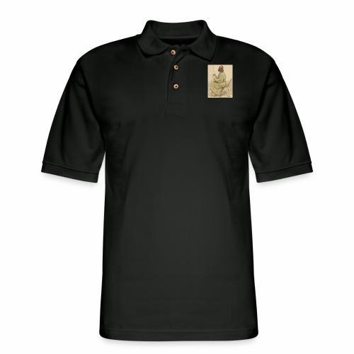 rs portrait sp 02 - Men's Pique Polo Shirt