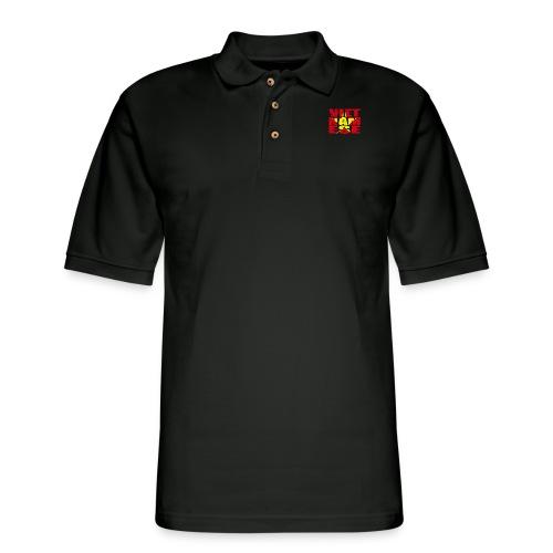 Vietnamese Star - Men's Pique Polo Shirt