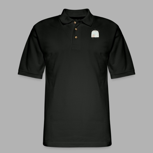 Self Care Isn't Selfish - Men's Pique Polo Shirt