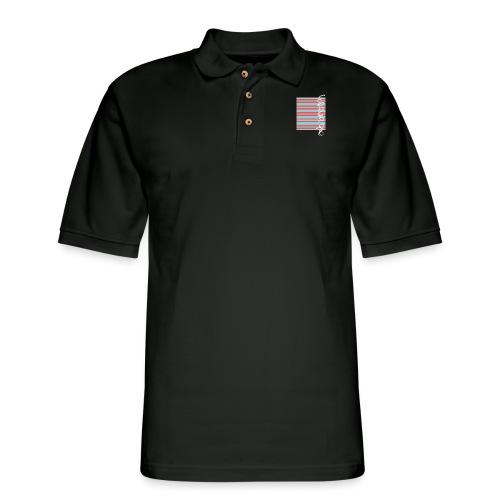 VERITAS QUO - Men's Pique Polo Shirt