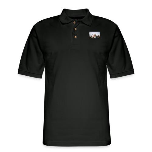 cool - Men's Pique Polo Shirt