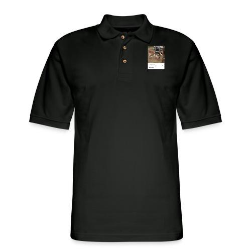 the___gaggle - Men's Pique Polo Shirt