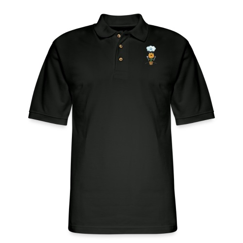 Cloud & Flower - Best friends forever - Men's Pique Polo Shirt
