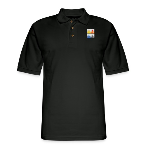 POP Mills - Men's Pique Polo Shirt