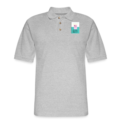 Support.SpreadLove - Men's Pique Polo Shirt