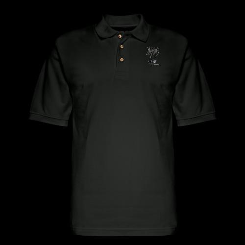Unrest Demo Bug - Men's Pique Polo Shirt