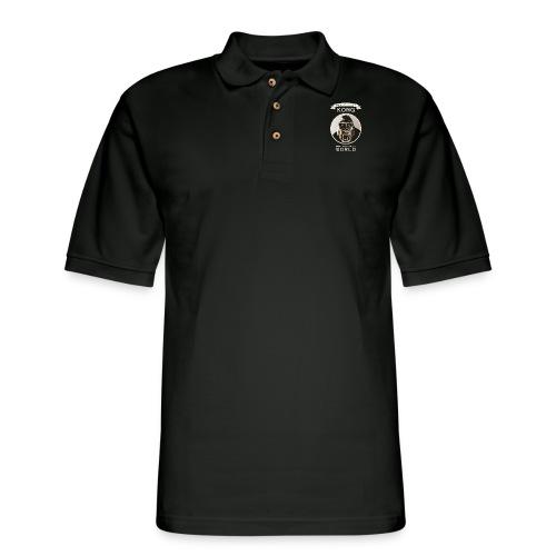 Classic Kong - Men's Pique Polo Shirt