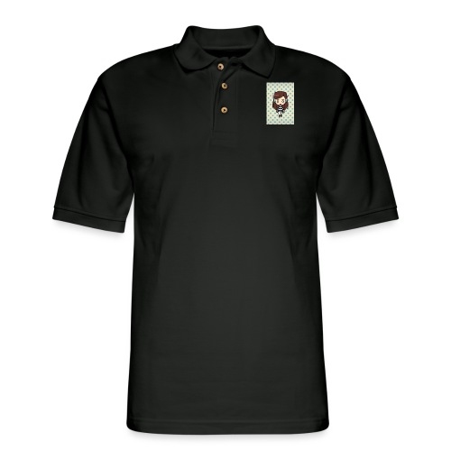 gg - Men's Pique Polo Shirt