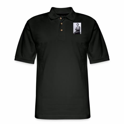 raden saleh photo sp 03 - Men's Pique Polo Shirt