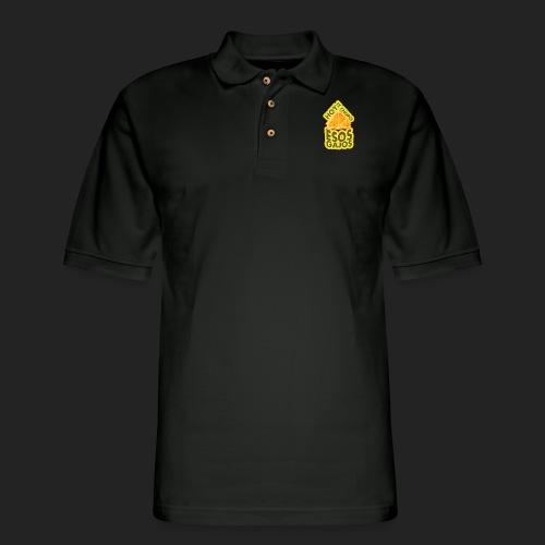 Hoy te chupo esos gajos - Men's Pique Polo Shirt