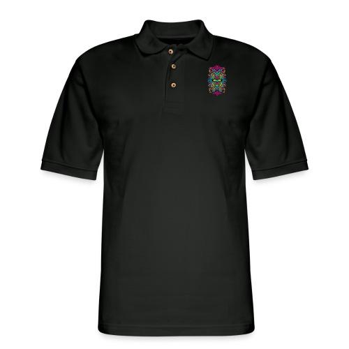 E.V. II - Color Edition - Men's Pique Polo Shirt