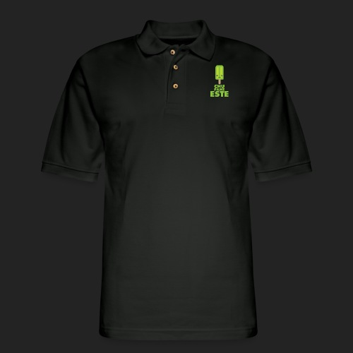 Chupame Este - Men's Pique Polo Shirt