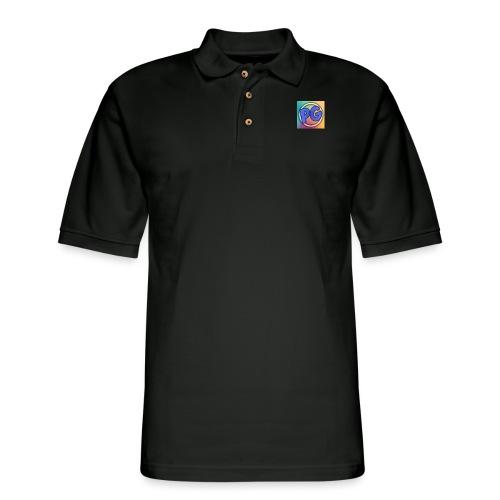 Preston Gamez - Men's Pique Polo Shirt