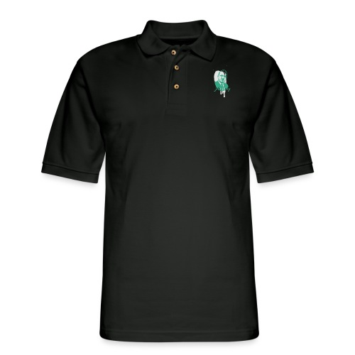 John Dewey - Men's Pique Polo Shirt