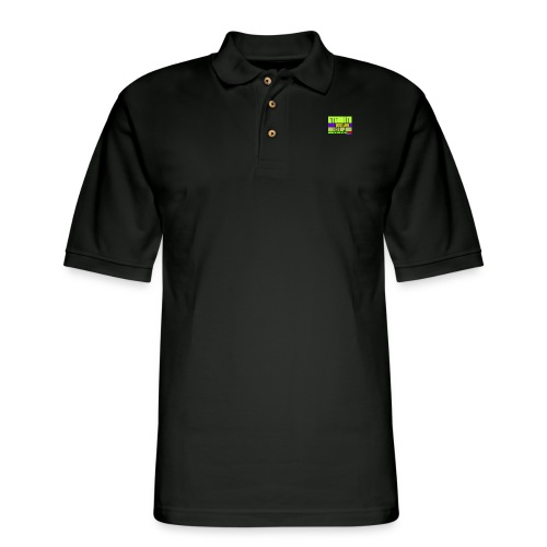 ETERNITY: YOUR BEST IS AHEAD OF YOU - Men's Pique Polo Shirt