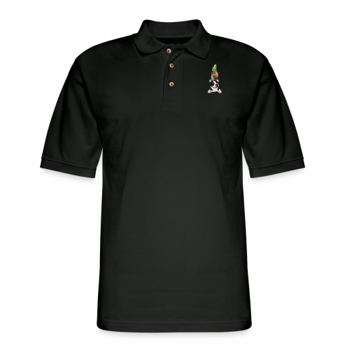 Animal shirt/Animal clothing/Animal accessories - Men's Pique Polo Shirt