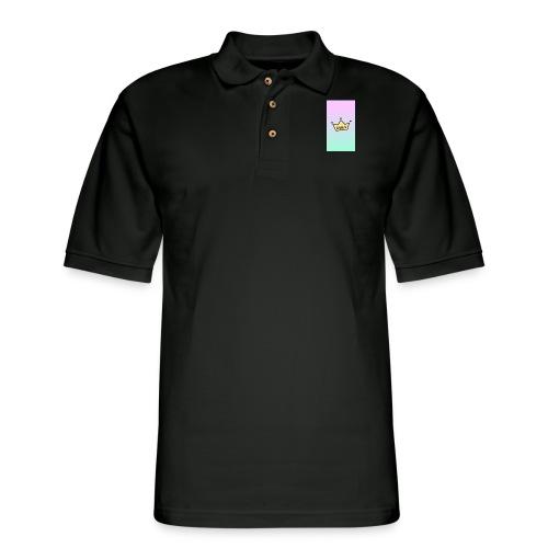 Your the Queen design - Men's Pique Polo Shirt