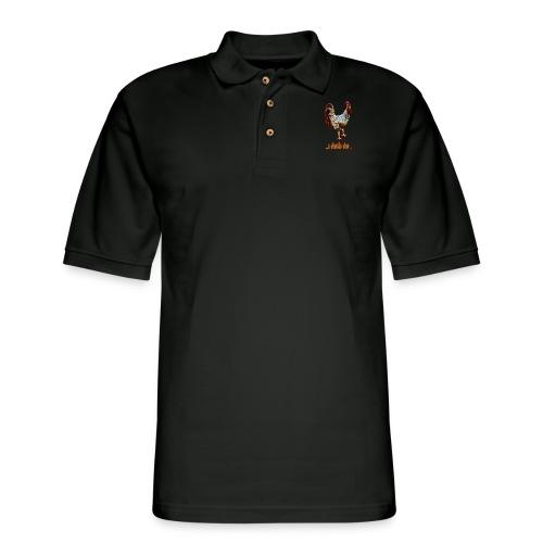 A Doodle Doo - Men's Pique Polo Shirt