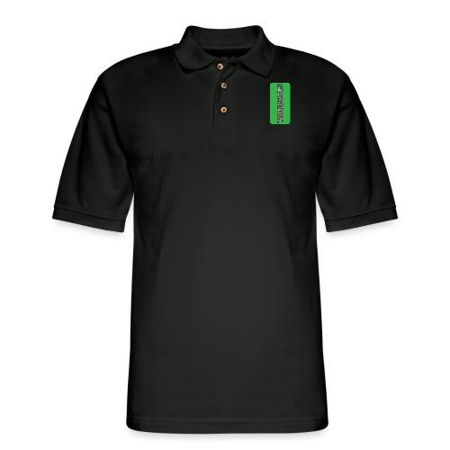 Tobuscus iPhone 5 - Men's Pique Polo Shirt