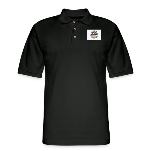 SOCCER SHIRT - Men's Pique Polo Shirt