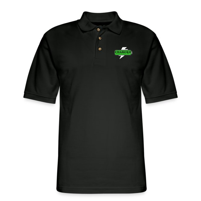 Mens Charged Polo
