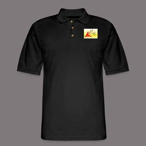 Fotosearch k9491054 jpg - Men's Pique Polo Shirt