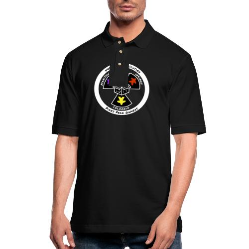 Pikes Peak Gamers Convention 2019 - Clothing - Men's Pique Polo Shirt