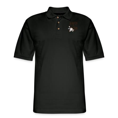 Ame ni mo Makezu Back Women's T-Shirts - Men's Pique Polo Shirt