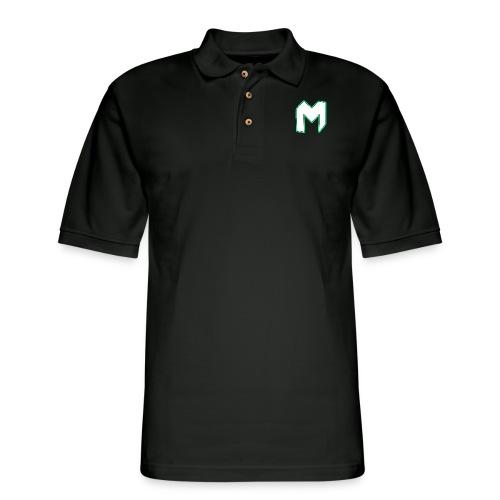 Player T-Shirt | Lean - Men's Pique Polo Shirt