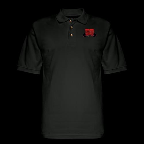 Live Free - Men's Pique Polo Shirt