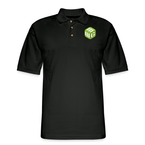 MiniWarGaming T-Shirt (L) Men's Fruit of the Loom - Men's Pique Polo Shirt