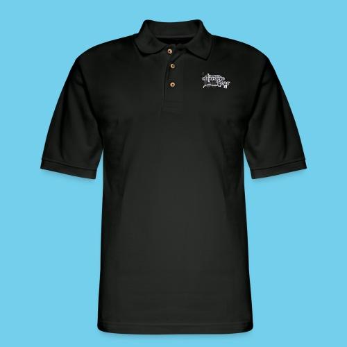 #Turn and burn Hoodies - Men's Pique Polo Shirt