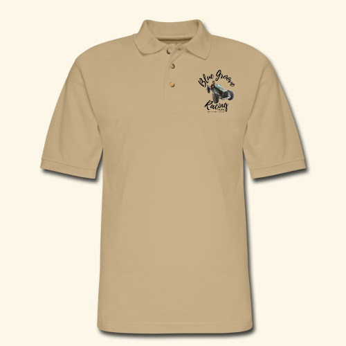 Blue Groove Racing Est 2020 - Men's Pique Polo Shirt