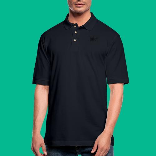Actor James J Zito III Swag Shop - Men's Pique Polo Shirt