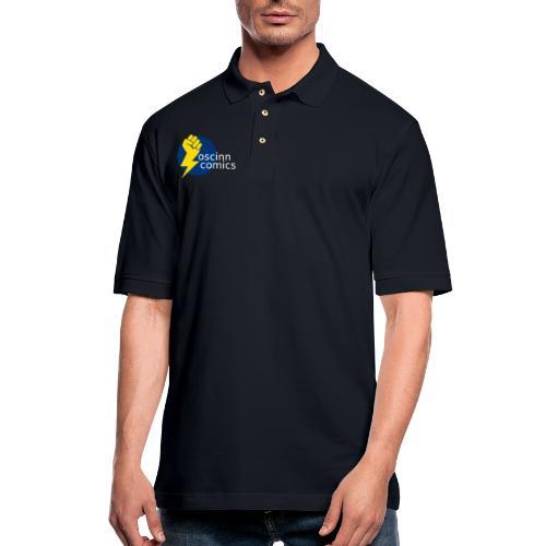 OSCINN - Men's Pique Polo Shirt