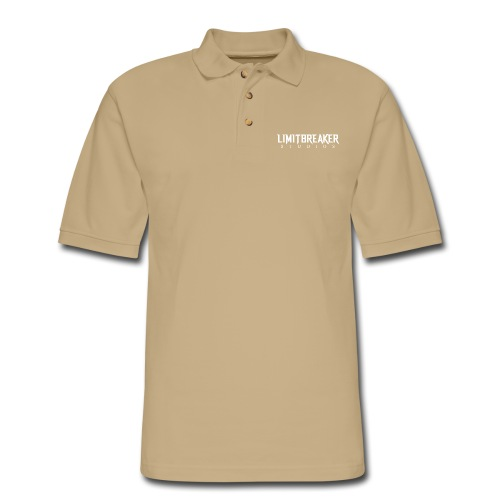 Limitbreaker Studios LOGO V1 - Men's Pique Polo Shirt