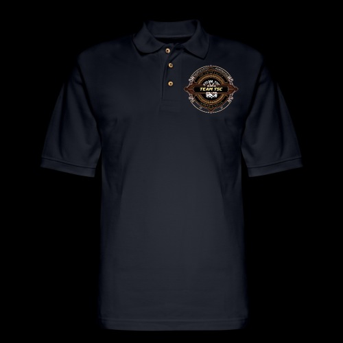 Design 9 - Men's Pique Polo Shirt