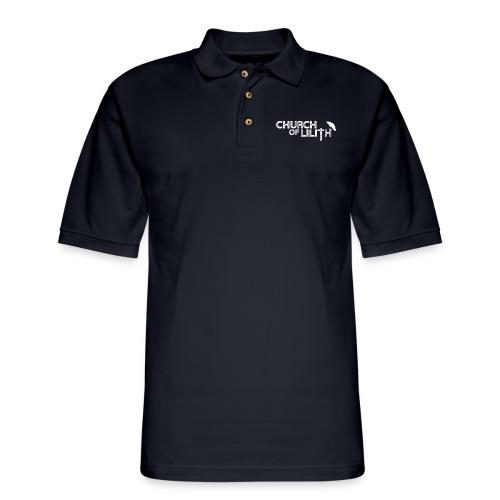 Church of Lilith merch - Men's Pique Polo Shirt